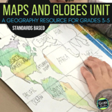 Maps and Globes: An Interactive Mapping Unit for Grades 3-5
