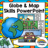 Maps and Globes PowerPoint | Maps & Globes PPT | Map Skill