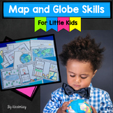 Map and Globe Skills for Little Kids
