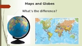 Maps and Globes powerpoint