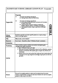 Maps and Grids Worksheets
