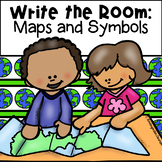 Maps and Symbols Write the Room