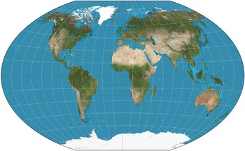 Maps and Their Uses Physical Geography Earth Sciences Power Point Lesson