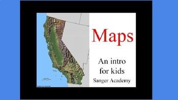 Maps for 2nd graders
