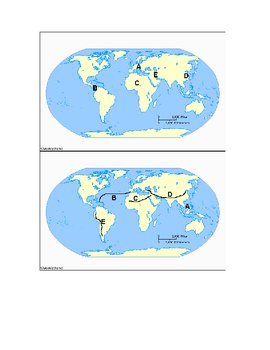 Maps for use in World History I