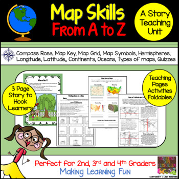 Maps from A to Z