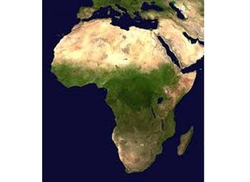 Maps of Africa: Clip Art Africa Maps