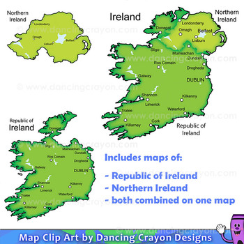 Map Of Ireland Northern Ireland.Ireland Maps Of Ireland Clipart