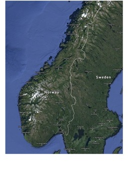 Maps of Norway: Clip Art Norway Maps