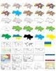 Maps of Ukraine: Map of Crimea