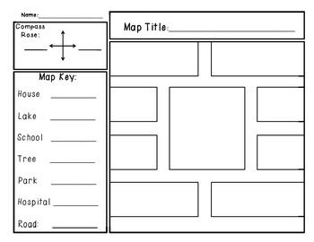 Maps--ready to print and use!