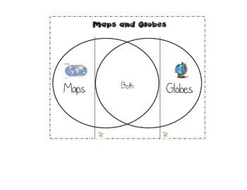 Maps vs. Globes Flipbook
