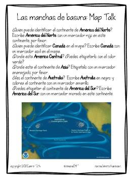 Mar de Plástico A'la Carte  - Freebies  NatGeo Map Talk and Explorer Story