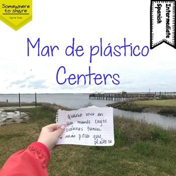 Mar de plástico A'la Carte Centers Only