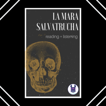 Mara Salvatrucha Cultural Reading Activity - Spanish