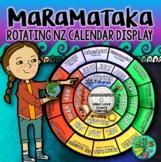 Maramataka & Gregorian Calendar Wall Display
