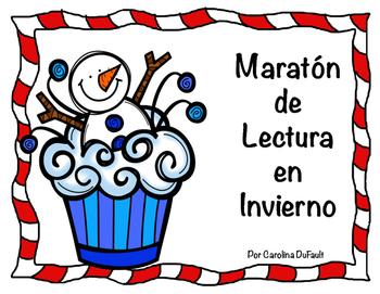 Maratón de Lectura en Invierno