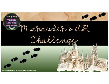 Marauder's Accelerated Reading Challenge