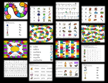 Spanish Mini Books:  DISCOUNTED - COMPLETE BUNDLE  of Weekly Lessons