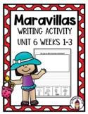 Maravillas Kindergarten Unit 6 El tiempo durante las estaciones