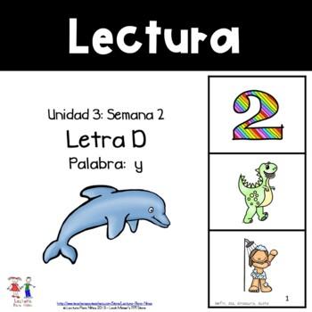 Unidad 3, Semana 2: LETRA D