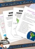 Maravillas de Latinoamérica   Vocabulario + Gramática + Comprensión   Spanish