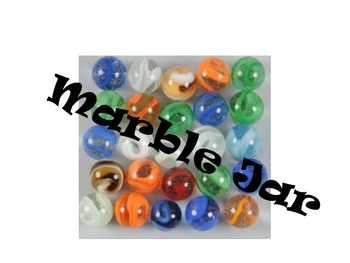 Marble Jar Labels
