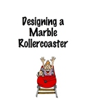 Marble Roller Coaster Activity