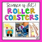 Marble Roller Coaster {Stem Project for Force and Motion}