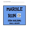 Marble Run with Recycled Materials - STEM Project