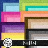 Marbled Digital Background Set for commercial use