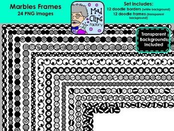 Marbles Frames