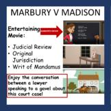 Marbury v. Madison PPT