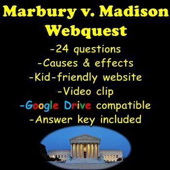 marbury v madison effect