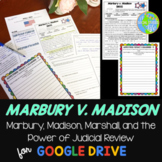 Marbury v. Madison and the Power of Judicial Review