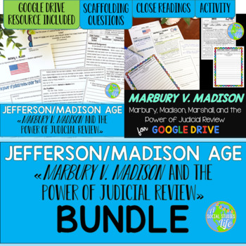 Marbury v. Madison and the Power of Judicial Review BUNDLE