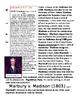 Marbury vs Madison Article