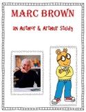 Marc Brown... An Author & Arthur Study