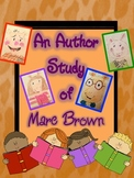 Marc Brown- An Author Study