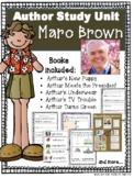 Marc Brown Author Study Unit