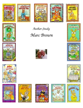 Marc Brown Cover