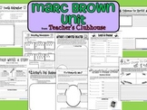 Marc Brown Unit from Teacher's Clubhouse