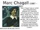Marc Chagall PPT, K-8