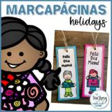 Marcapáginas del Día de la Madre - Mother's Day Bookmarks in Spanish