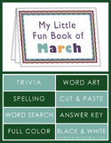 My Little Fun Book of March Helps Reinforce the Months of