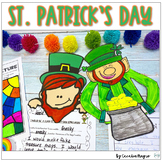 March 17th-Primary St. Patrick's Activities K-2