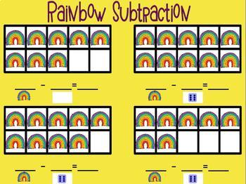 March Kindergarten ActivInspire Calendar