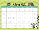 March 2017 Interactive Student Calendar
