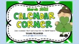 March 2019 Daily Smartboard Number Corner