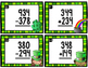 March 3 Digit Addition & Subtraction with Regrouping Scoot